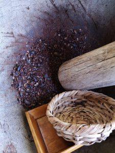chocolate tour manuel antonio process 7